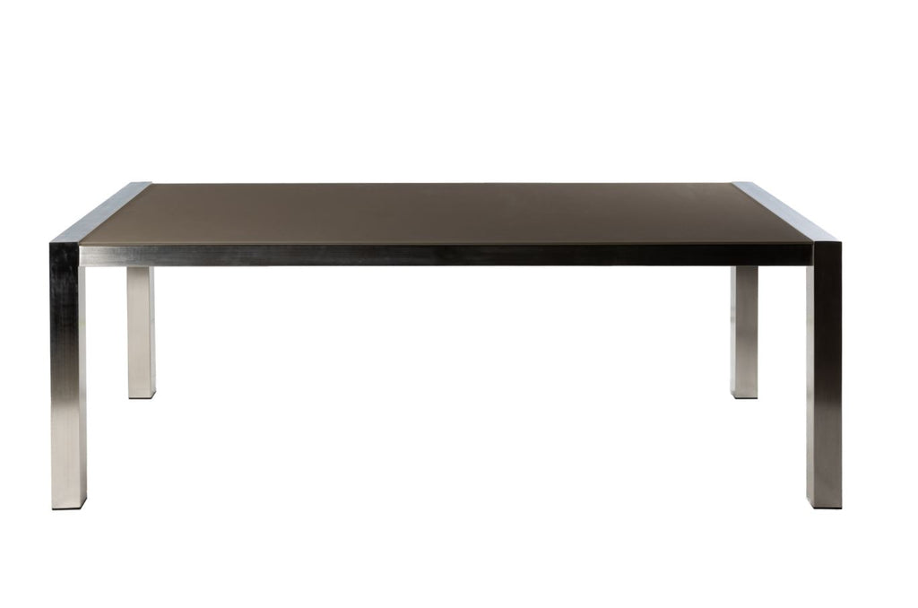 Adonis Dining Table - Taupe
