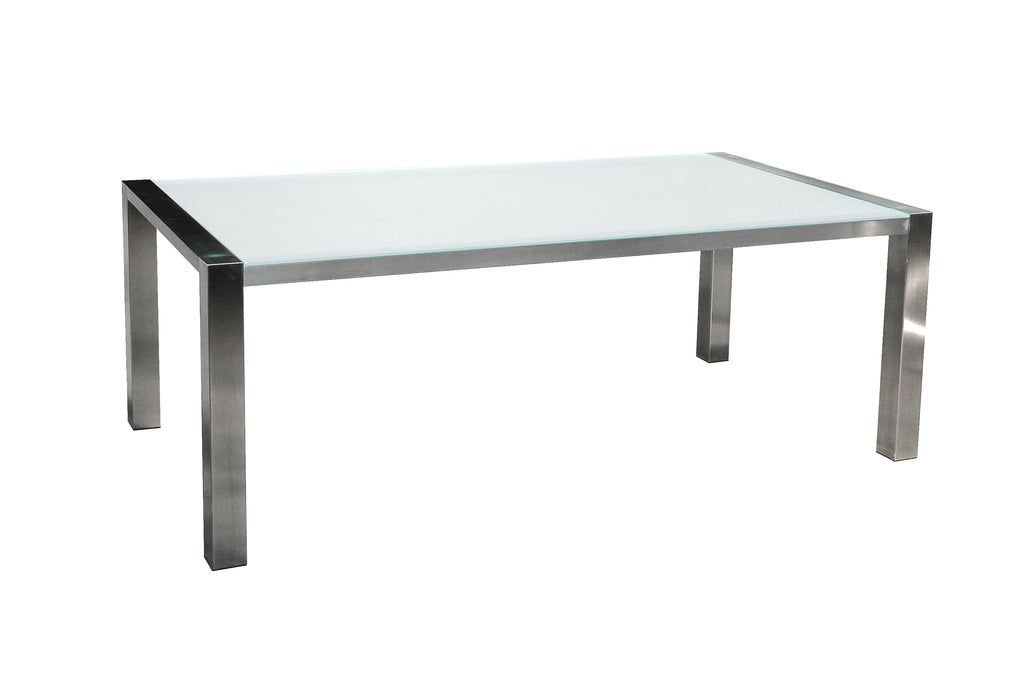 Adonis Dining Table - White