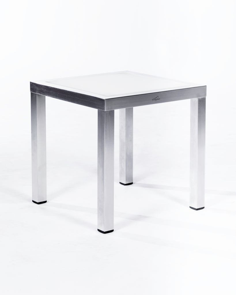 Adonis Side Table - White