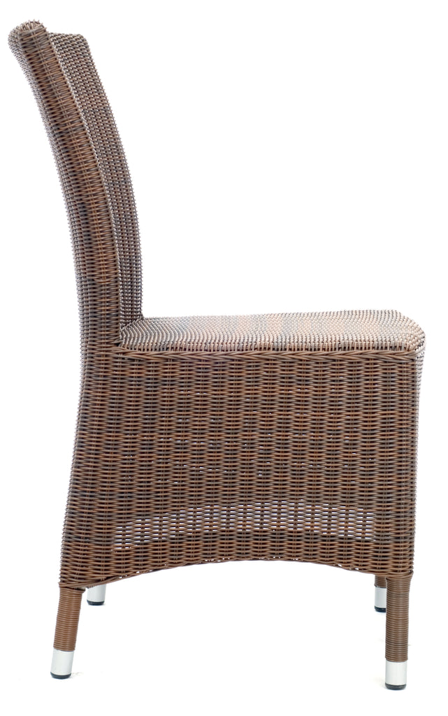 Hawaii Side Chair - Java Brown