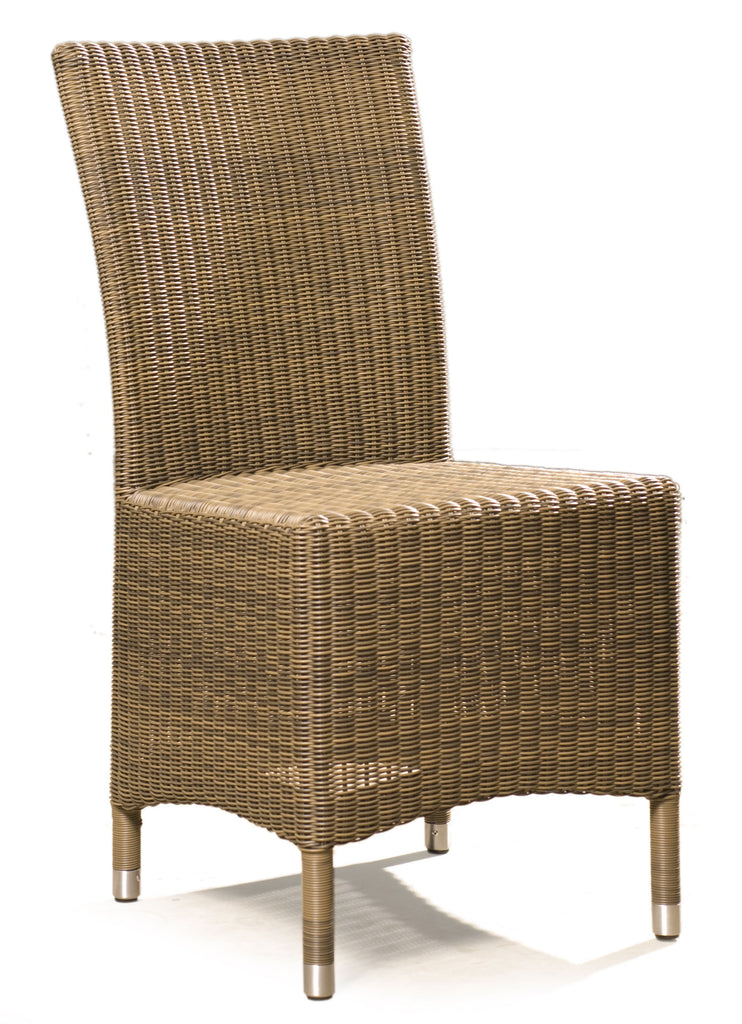 Hawaii Side Chair - Coffee Brown