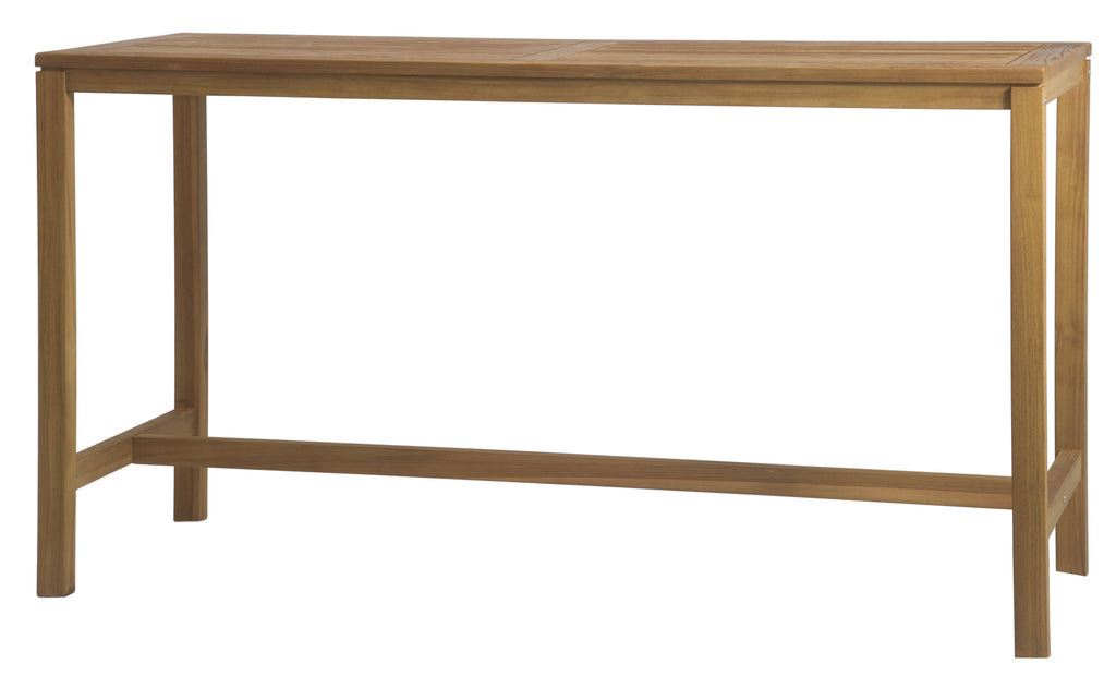 Borneo Rectangular Bar Table