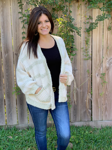 Holiday Vibes Cardigan