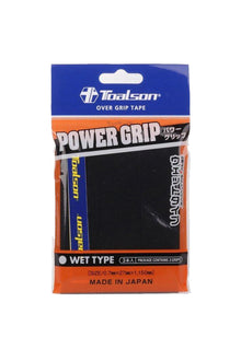 Toalson Power Grip 3-Pack Svart