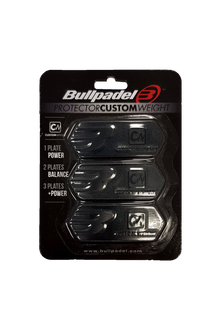 Bullpadel Protector Custom Weight 3X3 GR