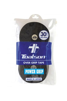 Toalson Power Grip 30-Pack Svart