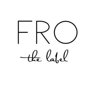Fro the label