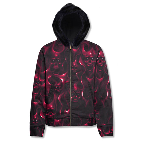 Crystal Underworld Jacket (Red)