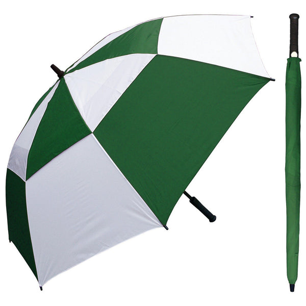 Auto-Open Windbuster Golf Umbrella - Two-Tone