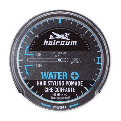 Cire coiffante water+ - HAIRGUM