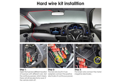 Vantrue Dashcam Hardwire Kit For N2 Pro Dashcam | DashCamMyRide | dashcammyride.com
