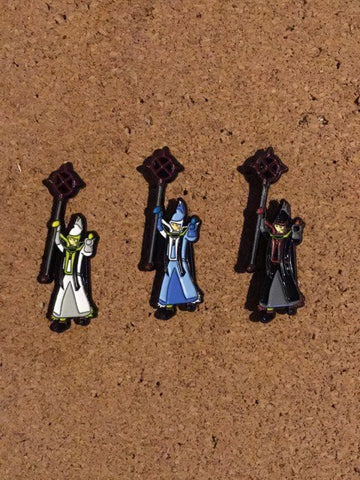 Mystic Barrage - TLC Pins