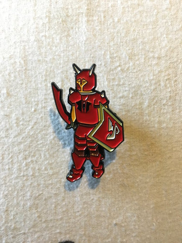 Dragon Armour - TLC Pins