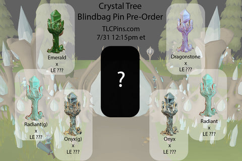 Crystal Tree Open Blindbag Pre Order