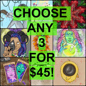 Pick 3 for $45! - TLC Pins
