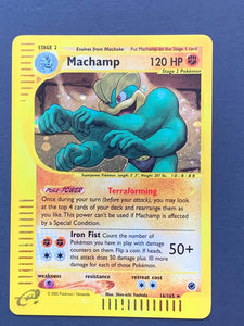 Machamp - Holo *SWIRL* - Expedition - Near Mint