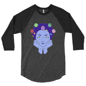 Space Bae 3/4 Sleeve Shirt - TLC Pins