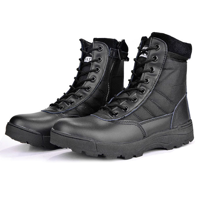 Outdoorstiefel DESERT STORM Black Edition