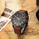 CURREN AVIATOR - Chronometer Edition
