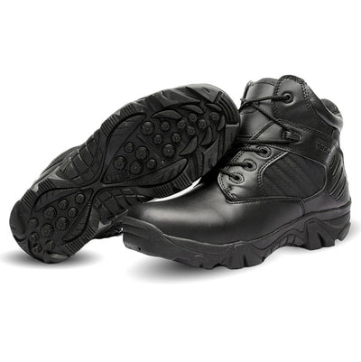 Stiefel DELTA Low Boots Black Edition