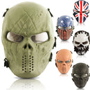 PAINTBALLMASKE BERSERK-Hartschale