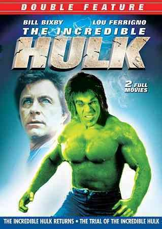 Incredible Hulk Returns-trial Fo The Incredible Hulk (dvd-ff-1.33:1)-Video-thegsnd-thegsnd