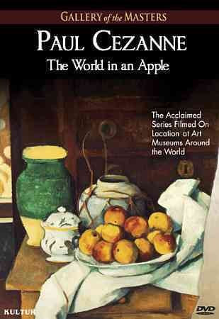 Paul Cezanne-world In An Apple Gallery Of The Masters (dvd)-Video-thegsnd-thegsnd