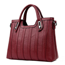 Load image into Gallery viewer, European and American Style Women Totes Leather Ladies Clutch Single Shoulder Bags Crossbody Bags Soft Fashion Handbags - thegsnd