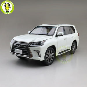 1/18 KYOSHO LX570 Diecast Model Toy car SUV Boys Girls Gifts - thegsnd