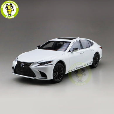 1/18 LS500 LS 500h Diecast Model Car TOYS KIDS Boys Girls Gifts White - thegsnd