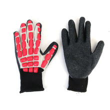 Load image into Gallery viewer, thegsnd 1 Pair Breathable Anti Smashing Safety Gloves Anti Vibration Working Gloves Vibration and Shock Gloves Anti Impact Mechanics  <span class=money>$54.8</span> Coveralls, Impact Gloves, Oil Drilling Equipments, Oil Rig Sunglasses, Onsite Safety Helmat, Rig Safety Equipment, Safety Gloves, Safety GUM Boots, Yard Safety Equipments Safety Equipments <span class=money>$63.8</span>