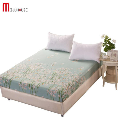 thegsnd 100 Cotton Fitted Sheet King Size 180x200cm Twin Plant Flowers Home Fitted Bedsheet For Adults Bed Cover One Piece  <span class=money>$122.8</span> Bedsheet, Cotton Bedsheet, Fitted Bedsheet, Silk Bedsheet Fitted Bedsheet <span class=money>$144.8</span>