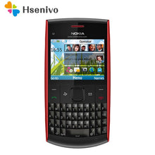 Load image into Gallery viewer, thegsnd 100% Original Phone Nokia X2-01 Symbian OS X2-01 Computer Keyboard Mobile Phone Fashion Cell Phones refurbished  <span class=money>$119.8</span> 2g phone, 3g Phone, IFP-NO-SYNC, Nokia Cellphone, Nokia Phone Nokia 2G Cellphone <span class=money>$141.8</span>