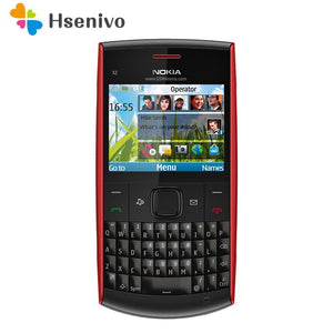 thegsnd 100% Original Phone Nokia X2-01 Symbian OS X2-01 Computer Keyboard Mobile Phone Fashion Cell Phones refurbished  <span class=money>$119.8</span> 2g phone, 3g Phone, IFP-NO-SYNC, Nokia Cellphone, Nokia Phone Nokia 2G Cellphone <span class=money>$141.8</span>