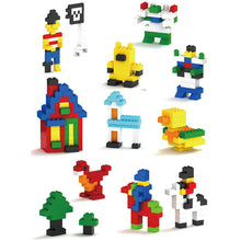 Load image into Gallery viewer, thegsnd 1000 Pieces Building Blocks Legoings City DIY Creative Bricks Bulk Model Figures Educational Kids Toys Compatible All Brands  <span class=money>$92.8</span> blocks, building blocks, kids game, kids gaming zone, kids play, kids playing zone, kids puzzle, kids toys Kids Game Collection <span class=money>$97.8</span>
