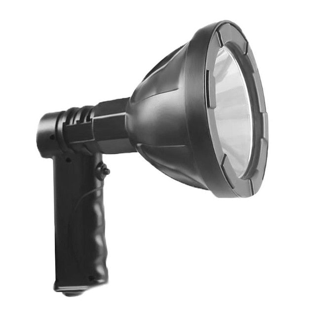 thegsnd 10W 2500LM Handheld Camping LED Spot Light Searchlight for Fishing Spotlight Outdoor flashlight Camping&hiking Tools  <span class=money>$97.8</span> Hiking Accessories, Hiking Tools, Survival Accessories, Surviving Kit, Trekking kit, Trekking Tools Surviving Kit <span class=money>$114.8</span>