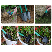 Load image into Gallery viewer, thegsnd 10pcs Gardening Tools Set With Case Sprayer Digging Weeder Easy Storage Rake Gifts Multifunctional Shovel Plant Non Slip Handle  <span class=money>$75.8</span> Agricultural Tools, Farmer Tools, Farming Tools, Gardening Tools Agricultural & Gardening <span class=money>$89.8</span>