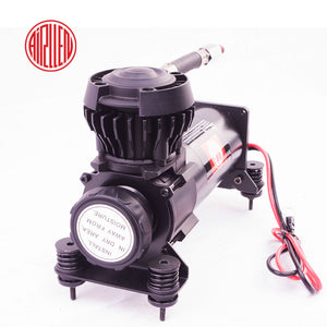 12 V silent air pump/200 PSI air compressor/truck air horn accessories/car air ride pump/Airllen air suspension compressor - thegsnd