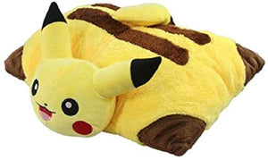 ??2019 Newest Soft Plush Pikachu Pillow, Universal for Boys and Girls - thegsnd