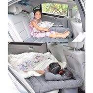 Kawachi Car Travel Inflatable Sofa Mattress Air Bed Cushion Camping Bed Rear Seat With Pillow And Pump