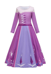 Girls Princess Dress Up Costumes Halloween Christmas Party Dress-Toys and Games-Amazon-thegsnd