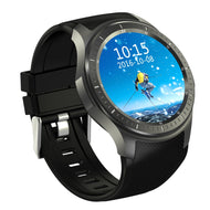 2017 NWE DM368 Smart Watch Andriod MTK6580 Quad Core Android Watch With SIM Card 3G WiFi GPS Bluetooth Heart Rate Monitor - thegsnd