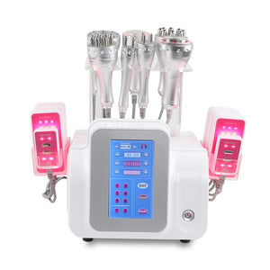 2020 New cavitation rf slimming beauty device 9 in 1 ultrasound liposuction laser lipolysis machine cellulite removal - thegsnd