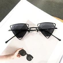 Load image into Gallery viewer, Women Triangle Sunglasses Sexy Girl Eyewear Female Sunglasses Original Brand Designer Sun Glasses - thegsnd