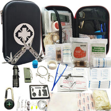 Load image into Gallery viewer, 79 in 1 Outdoor survival kit Set Camping Travel Multifunction First aid SOS EDC Emergency Supplies Tactical for Hunting tool SOS - thegsnd