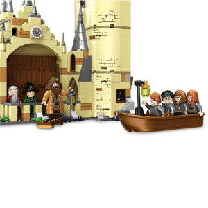 926PCS Harry Movie Potter Sets 16052 Compatible With  Model Building Kits Castle Hall Blocks Toys 75954 JP39144 - thegsnd