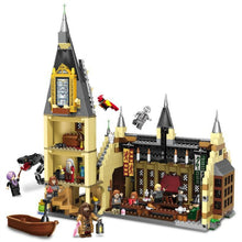 Load image into Gallery viewer, 926PCS Harry Movie Potter Sets 16052 Compatible With  Model Building Kits Castle Hall Blocks Toys 75954 JP39144 - thegsnd