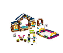Load image into Gallery viewer, 932pcs Princess Heartlake Hospital figures Building blocks  Compatible with legoing Friends 41318 Bricks  toys for children - thegsnd