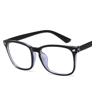 Anti blue rays computer Glasses Men Blue Light Coating Gaming Glasses for computer protection eye Retro Spectacles Women - thegsnd