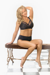 A-2357 Softcup Embroidered Minimizer-Women-Aviana-thegsnd